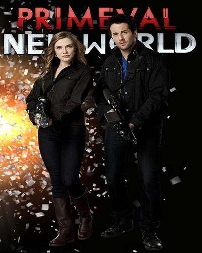 دانلود سریال دوبله فارسی دوران کهن Primeval : New World